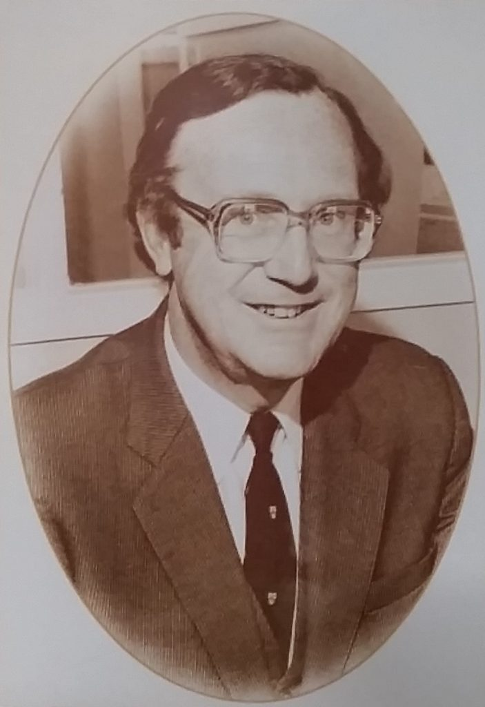 1958 Allan Naylor joined the company