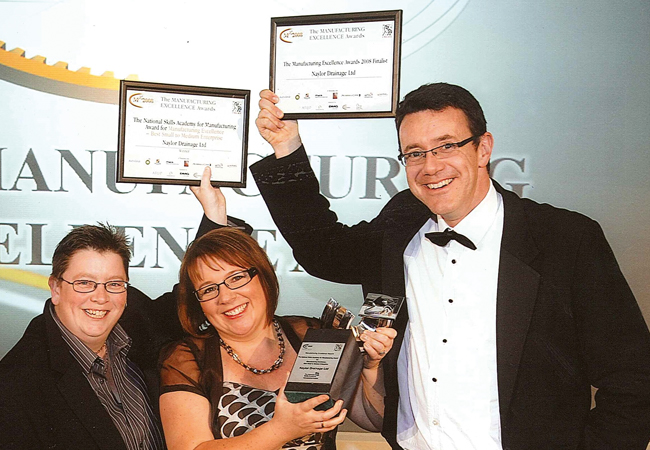 2008_Won_Manufacturing_Excellence_award